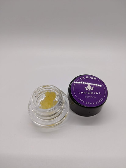 Imperial Extracts Live Diamond Sauce - LA Kush