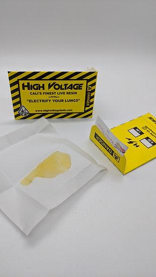 High Voltage - Banana Tangie 2x48, 3x68, 4x78, 5x100