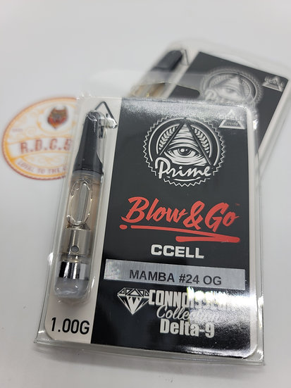Prime Blow & Go - Mamba #24 OG