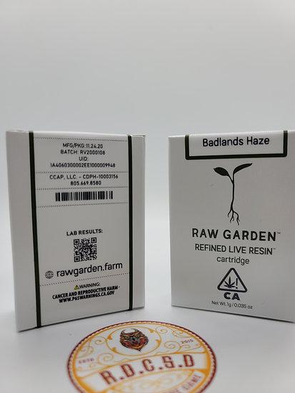 Raw Garden -Badlands Haze (Verifiable)