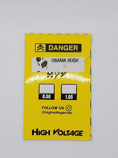 High Voltage - Obama Kush 2x48, 3x68, 4x78, 5x100