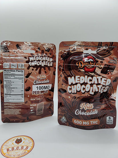 Devour - Milk Chocolates