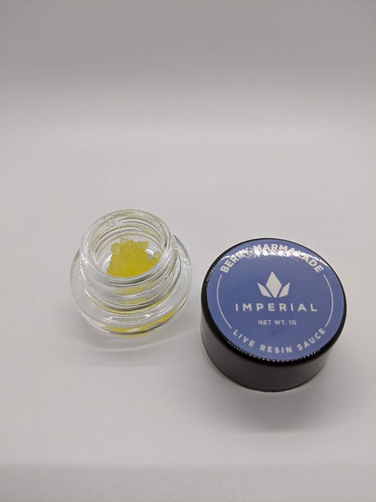 Imperial Extracts Live Diamond Sauce - Berry Marmalade