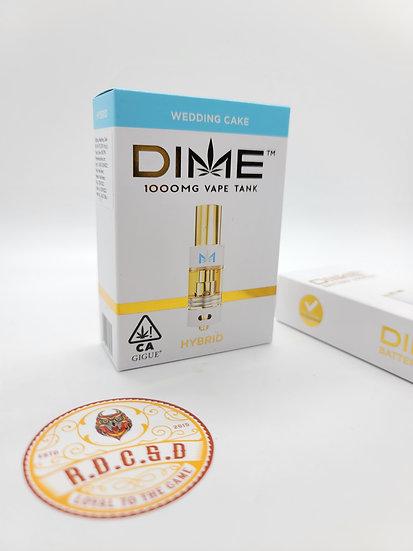 Dime Industries - Wedding Cake