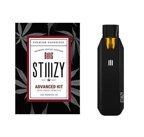 Big Advanced Stiiizy Kit – Battery