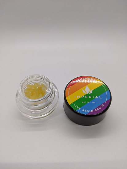 Imperial Extracts Live Diamond Sauce - Gushers