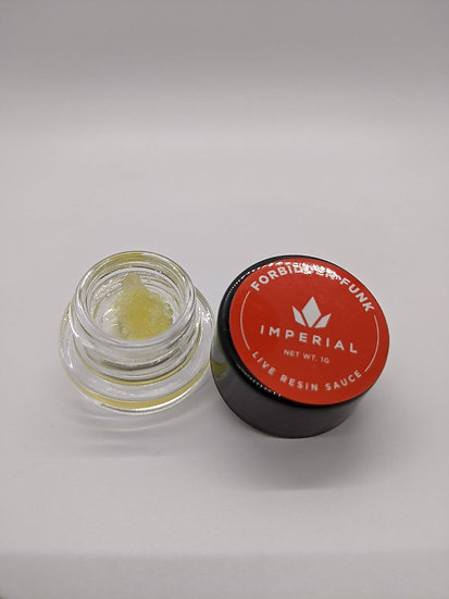 Imperial Extracts Live Diamond Sauce - Forbidden Funk