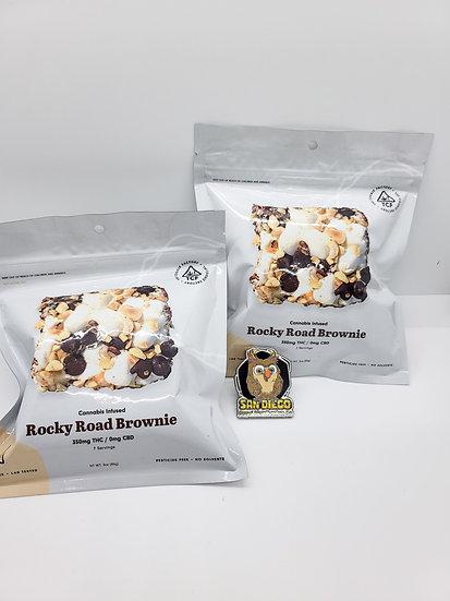 T.C.F - Rocky Road Brownie