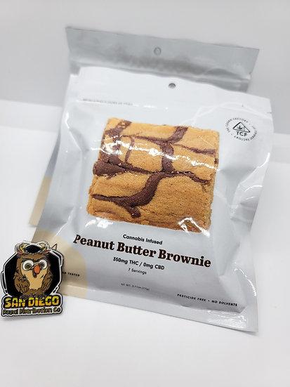 T.C.F. - Peanut Butter Brownie
