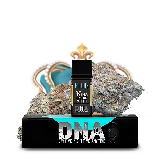 Plug Play DNA Genetics - King Louie Xlll