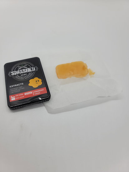Smashed - Strawberry Cough(Nug) 2x48, 3x68, 4x78, 5x100