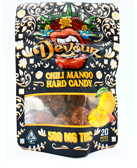 Devour - Chili Mango Candy