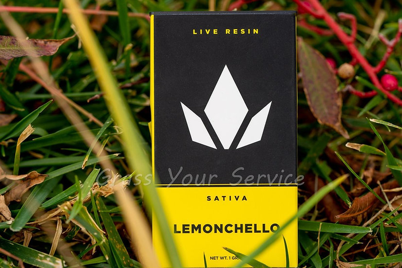Imperial Extracts Live Resin - Lemonchello 3x125