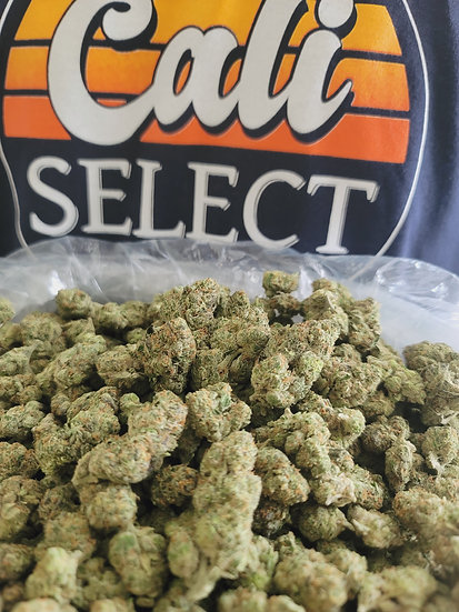 Cali Select  guaranteed clean smoke - Flithy Cookies