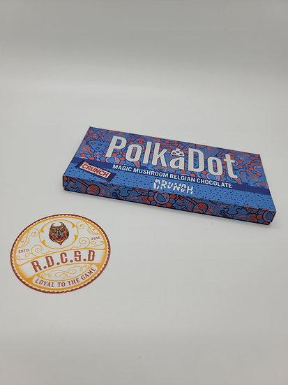 Polkadot Shroom Chocolate (Crunch)