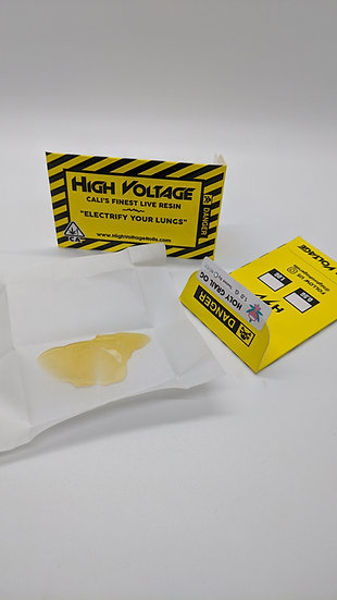 High Voltage - Holly Grail Og