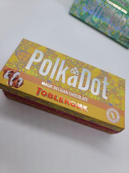 Polkadot Shroom Chocolate (Toblerone)