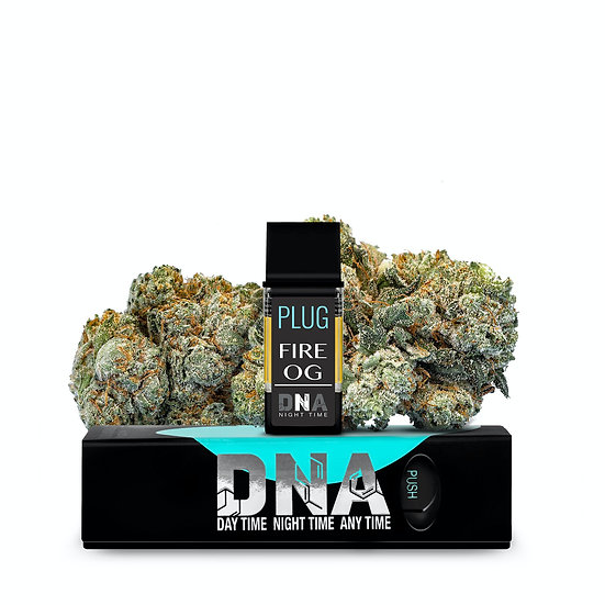 Plug Play DNA Genetics - Fire OG