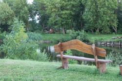 Rest near Pakalne river