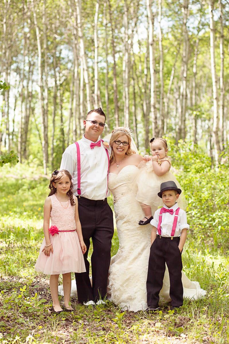De'Los & Erinne's Wedding