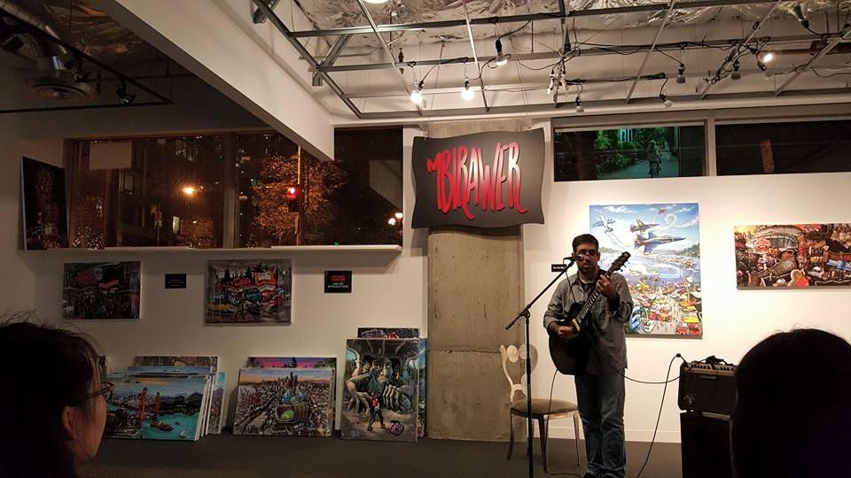 Alki Art Gallery