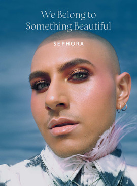 Sephora National campaign shot by Leeor Wild