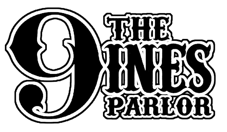 the nines parlor tattoos daytona beach florida logo