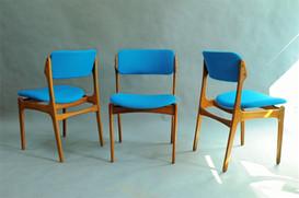 60 Jahre Dänish Design Stühle