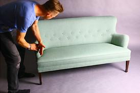 Sofa von Frits Henningsen 1940