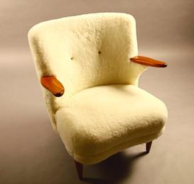 60 Jahre Dänish Design Sessel