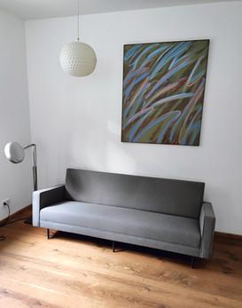 Knoll Sofa 60er Jahre