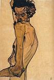 #Egon Shiele 1910 autoportrait.jpg