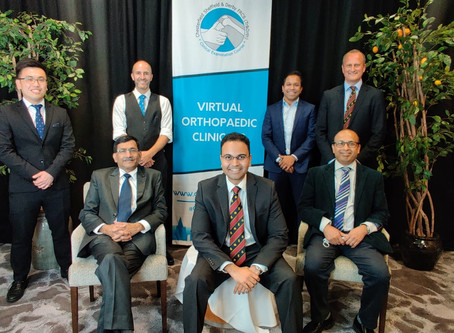 Event Management Direct – Virtual Orthopaedic Clinicals 2020