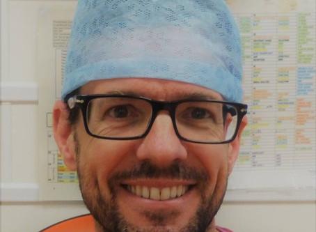 RA-UK 2020 Annual Scientific Meeting Speaker Spotlight - Dr Steve Roberts