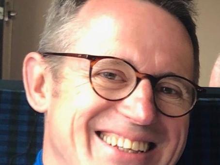 RA-UK 2020 Annual Scientific Meeting Speaker Spotlight - Dr Robbie Erskine