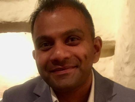 RA-UK 2020 Annual Scientific Meeting Speaker Spotlight - Professor Anil Hormis