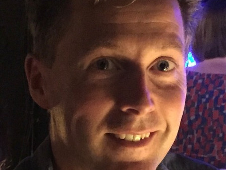 RA-UK 2020 Annual Scientific Meeting Speaker Spotlight - Dr Nat Haslam
