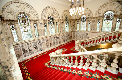 Belfast City Council - Staircase