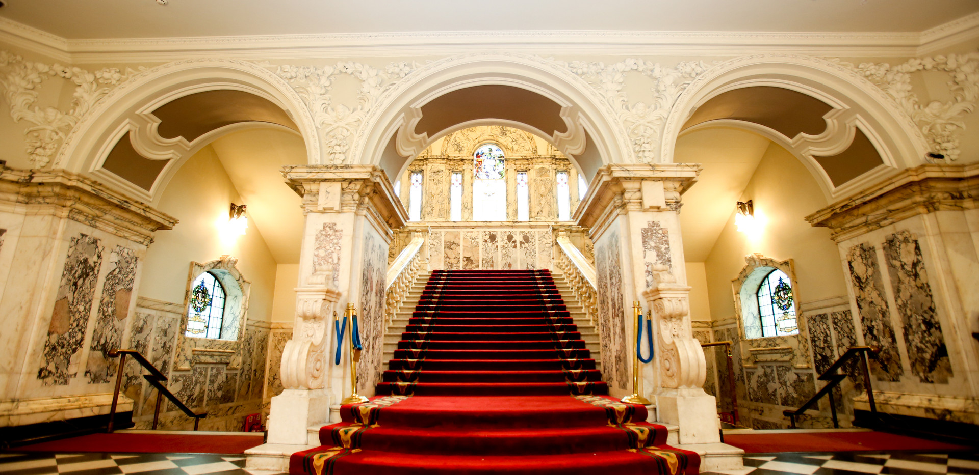 Belfast City Council - Reception Area