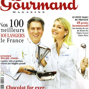 2015 Bottin Gourmand Magazine