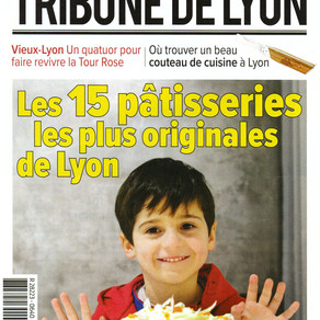 2018 Tribune de Lyon Magazine