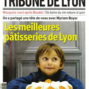 2015 Tribune de Lyon Magazine