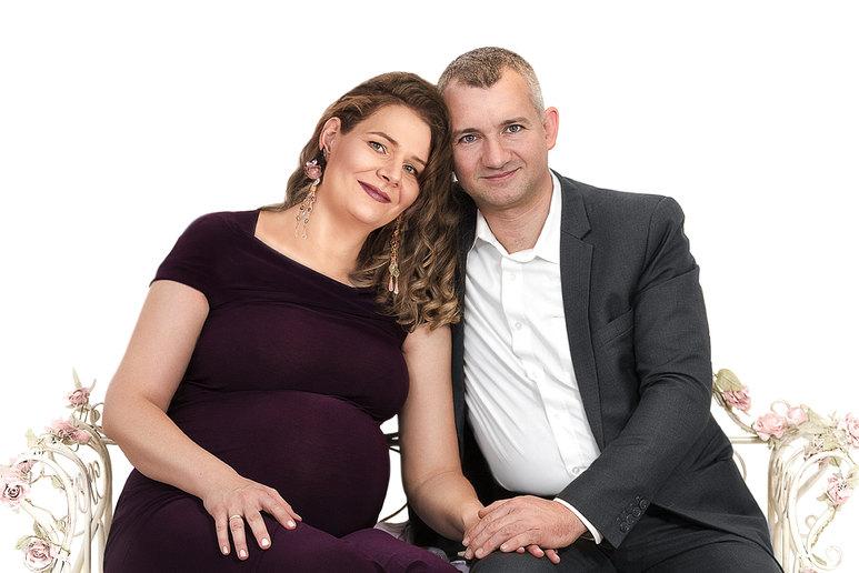 Schwangerschaft Fotoshooting im Salzkammergut
