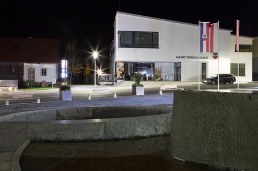Immobilien Fotografie und Beleuchtung bei Nacht