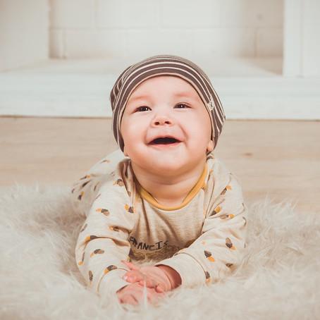 El desarrollo motor del niñ@ de 0 a 24 meses.