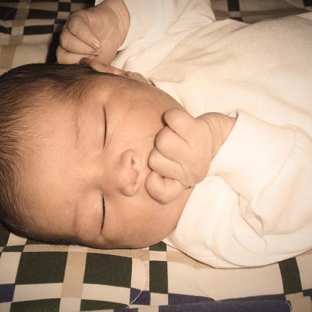 Los hábitos del sueño en el bebé.