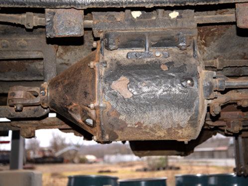 Tender Brake Cylinders