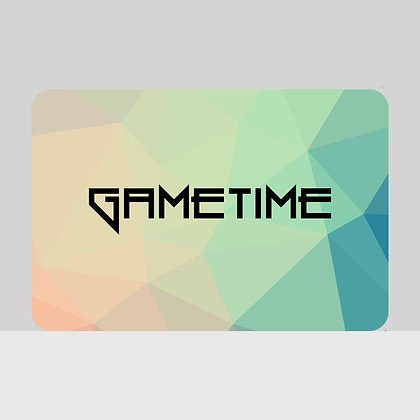 Gametime Digital Gift Card