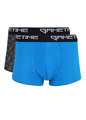 "Gametime Men's 3"" Tight Boxers (2 pieces)"