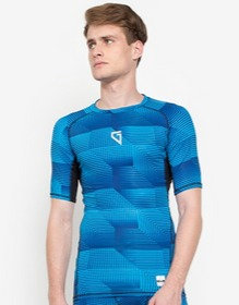 Gametime Men's Compression T-Shirt